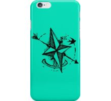 Sailing NorthEast iPhone Case/Skin