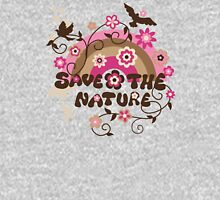 Earthday Save Nature Women's Fitted Scoop T-Shirt