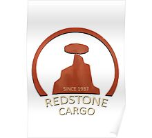 Redstone Cargo - Since 1937 Poster
