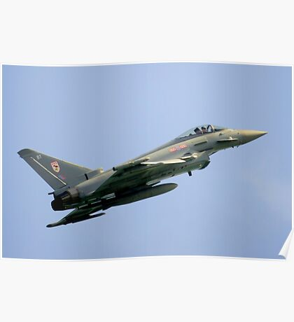 The Typhoon  Poster