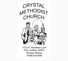 Crystal Meth-odist Church by Arvee5
