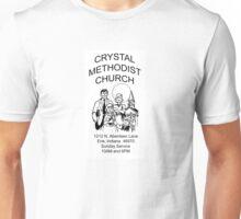 Crystal Meth-odist Church Unisex T-Shirt