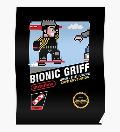 Bionic Griff Poster