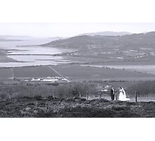 Gaelic Wedding -Donegal Photographic Print