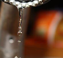 Water faucet by Cassie Jahn