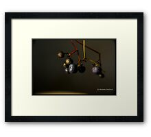 Your Whispers are Priceless Framed Print