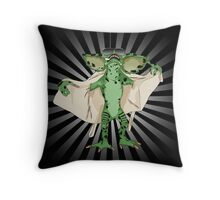 Flasher2 Throw Pillow