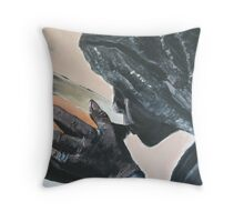 Precious drop Throw Pillow