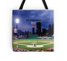 Pirates Baseball Tote Bag