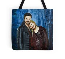 Captain Swan Comic Poster Logoless Design Version 2 Tote Bag