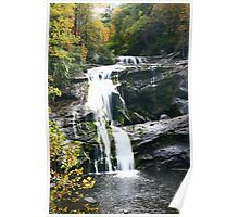 Bald River Falls, TN Poster