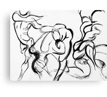 Modern Dance Canvas Print