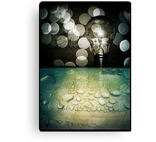 bending light Canvas Print