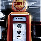 The Vintage Shell  by ArtbyDigman