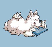 Mama Llama - Blue by YamPuff