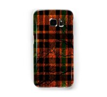 Autumn Plaid Samsung Galaxy Case/Skin