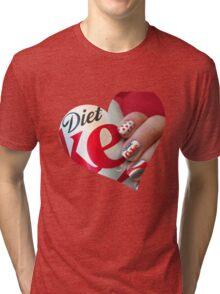 "Diet Coke ""Heart"" Tri-blend T-Shirt"