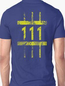 Vault 111 Jumpsuit T-Shirt