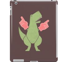 Yay! Big Hands! iPad Case/Skin