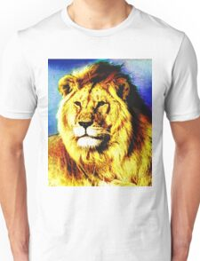 MALE LION-3 Unisex T-Shirt