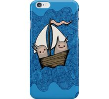 The Boat Trip iPhone Case/Skin