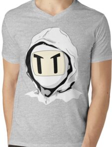 Unabomberman Mens V-Neck T-Shirt
