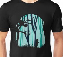 Down in forest Unisex T-Shirt