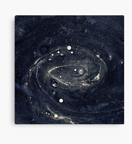 Galaxy Mix Canvas Print