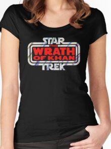 Star Trek Empire Strikes Back Women's Fitted Scoop T-Shirt