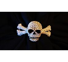 Jolly Roger Jewelry Photographic Print