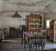 Old Time Kitchen by JaninesWorld