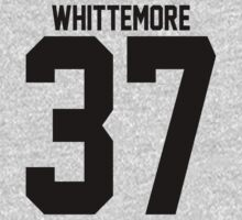 Jackson Whittemore's Jersey by tonyshop