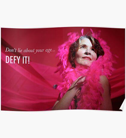 Defy it Poster