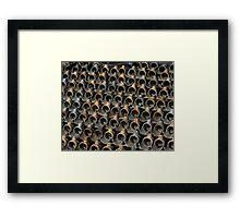 """""""Pipe Up"""" Framed Print"""