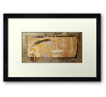 Ken Done's Harbour Framed Print