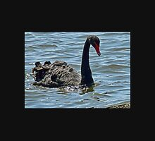 Black Swan at Abbotsbury  Swannery Unisex T-Shirt
