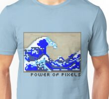 Power of Pixels Unisex T-Shirt