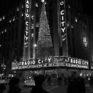 Radio City Christmas by Michael J. Cargill