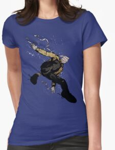 Griffin Womens Fitted T-Shirt