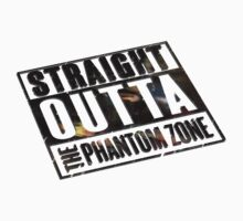 Straight Outta The Phantom Zone - Alt by RoufXis