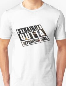 Straight Outta The Phantom Zone - Alt T-Shirt