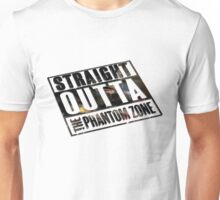 Straight Outta The Phantom Zone - Alt Unisex T-Shirt