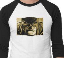 Sweet Distorted Hero Men's Baseball ¾ T-Shirt