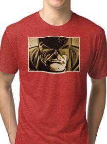 Sweet Distorted Hero Tri-blend T-Shirt