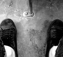 Public Feet by Jonny  McKinnon