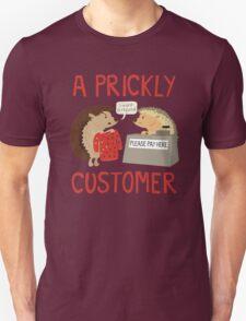 A Prickly Customer T-Shirt