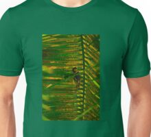 Bird making nest Unisex T-Shirt