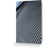 Grate View Greeting Card