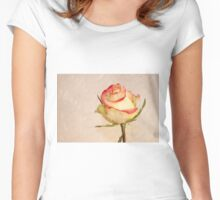 Waiting For The Unfurling Women's Fitted Scoop T-Shirt