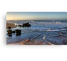 Early Morning at Point Richie  Canvas Print